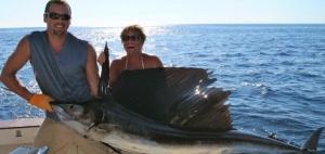 Fishing in Costa Rica