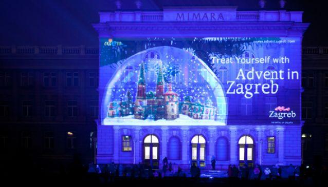 Feeling Festive in Zagreb, Croatia