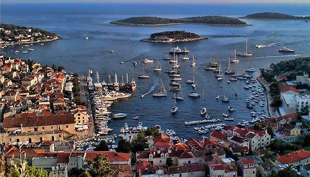 Hvar - Croatia's Summer Holiday Hotspot