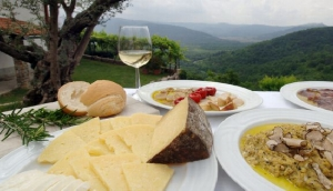 The Delicious Dishes of Istria, Croatia