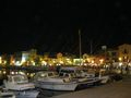 Vodice at night