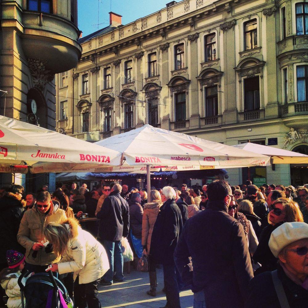 """""""Zima"""" in Zagreb"""