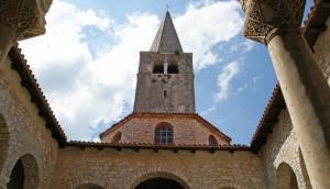 Episcopal Complex of the Euphrasia Basilica