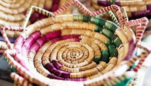Rugs, Carpets and Reed Baskets