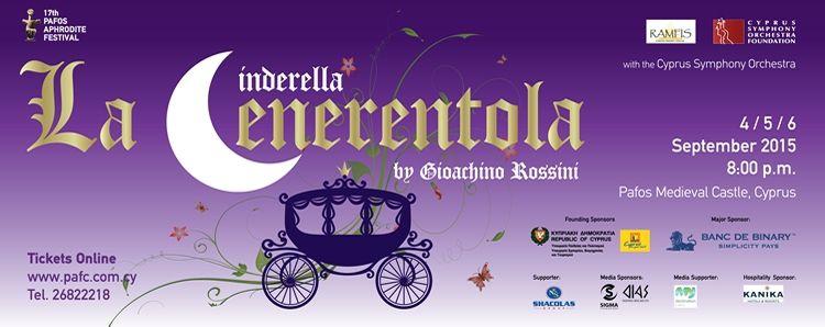 """La Cenerentola"" (Cinderella)"