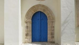 The Church of Archangelos on Kato Lefkara