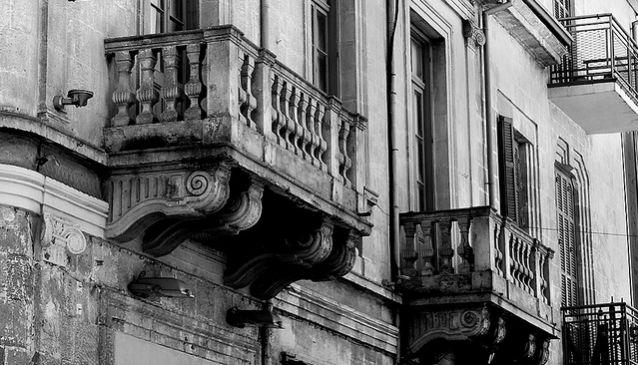 Nostalgic Walks Within the Inner City of Nicosia