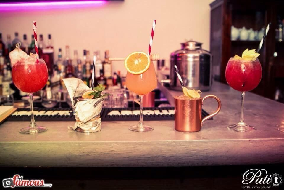 Amazing cocktails