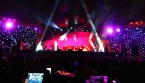 8. Concert at moonlight