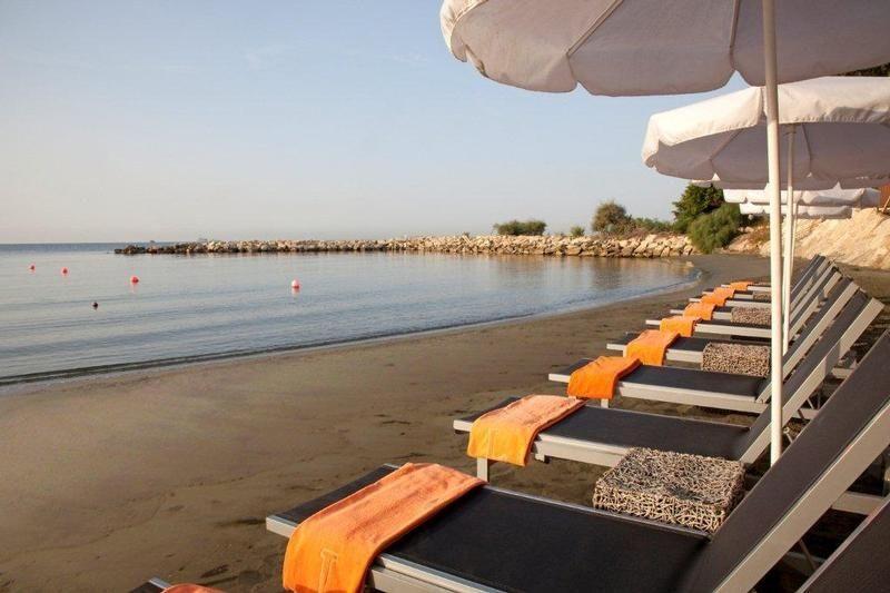 Luxury hotels on Yermasoyia coast