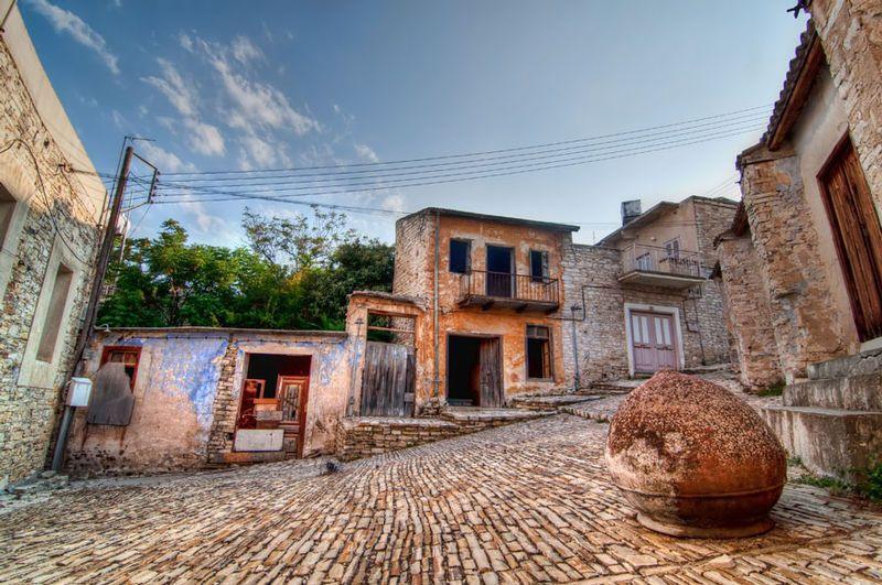 Lefkara Village. Photo by tomasz (Flickr)