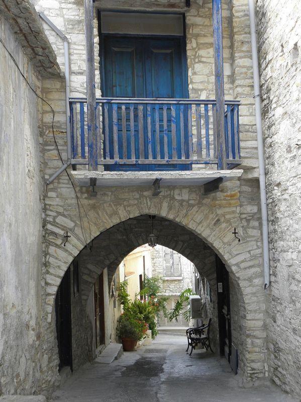 The Blue Balkoni