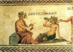 House of Dionysus-mosaic