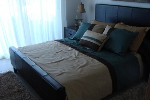 Apartment's Master Bedroom