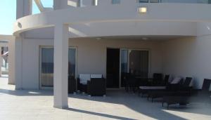 Apartment's Veranda