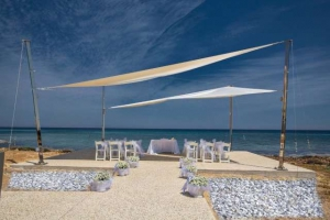 Pernera Blue waters Venue (hired from Paralimni Municipality) next to Polyxenia