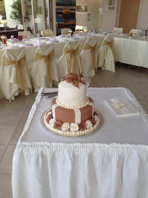 Wedding at Polyxenia