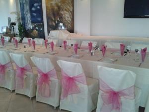 Wedding indoors