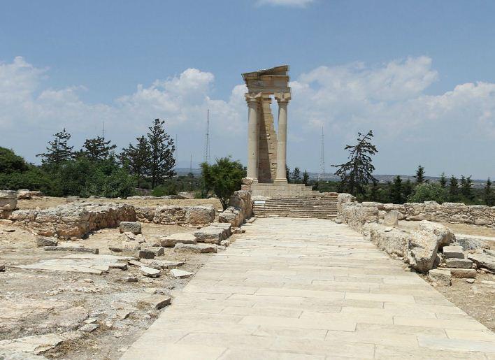 Sanctuary of Apollo in Cyprus  My Destination Cyprus