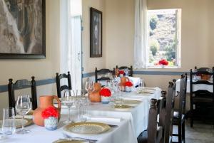 Byzantino Restaurant at Casale Panayiotis