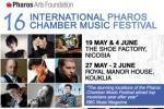 16th International Pharos Chamber Music Festival