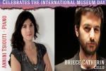Briece Catherin and Annini Tsiouti cello and piano recital