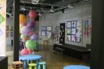Children's art Exhibition at Aigaia
