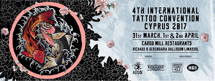 4th International Tattoo Convention 2017