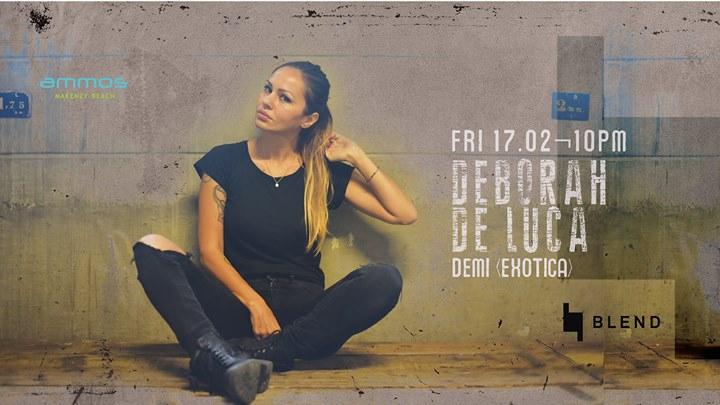Ammos presents 'Deborah De Luca' 17.02.17