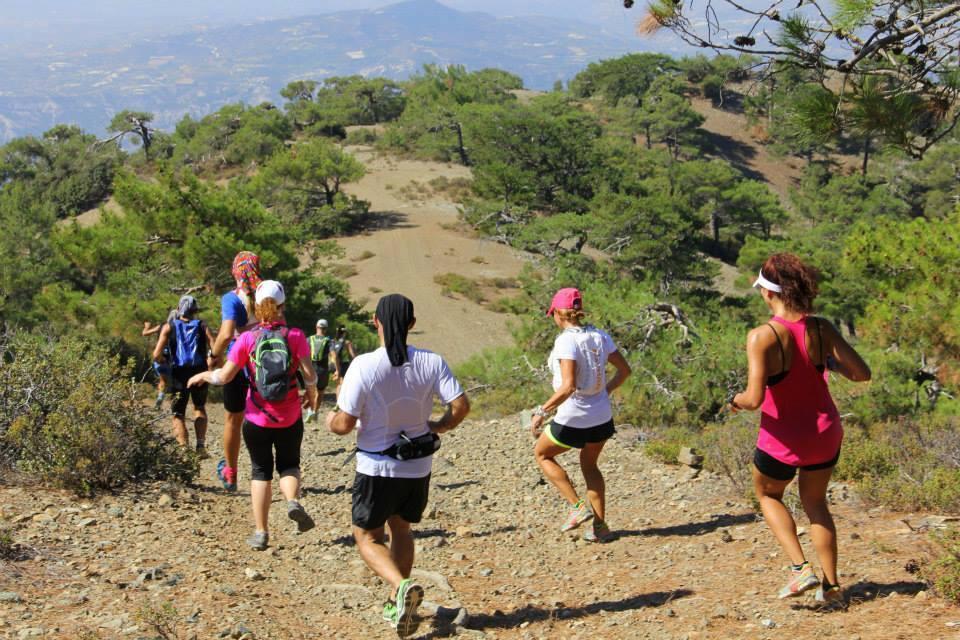 Buff Troodos mountain ultra 2016