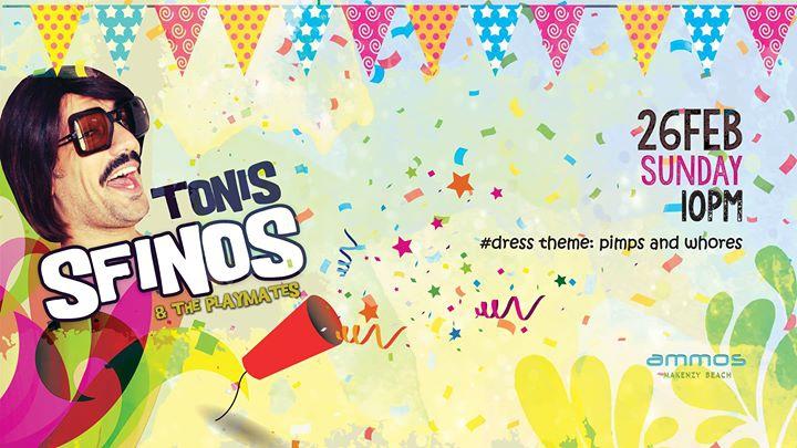 Carnival Party / Tonis Sfinos & The Playmates