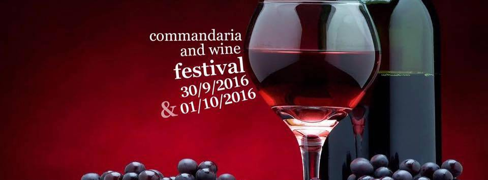Commandaria and Wine Festival