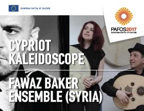 Cypriot Kaleidoscope & Fawaz Baker Ensemble