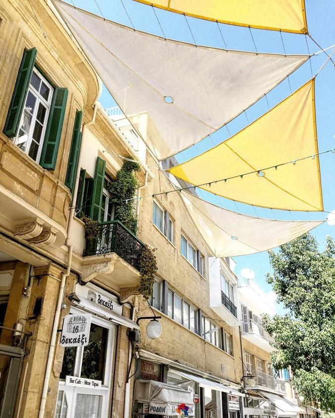 Discover the old Nicosia and its walls