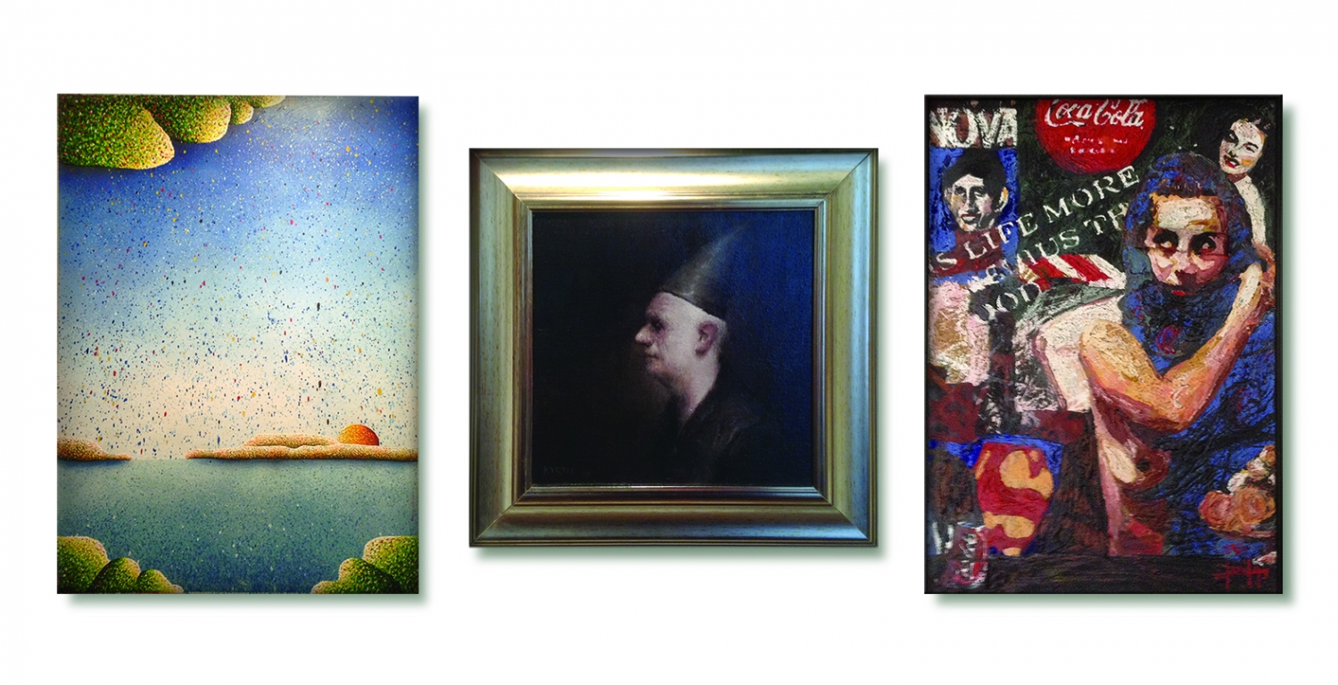 Group Exhibition at Opus Gallery