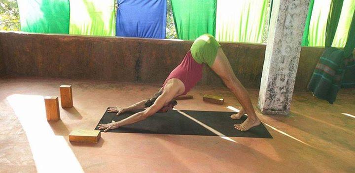 Iyengar Yoga Workshop: With Stefano Bendandi