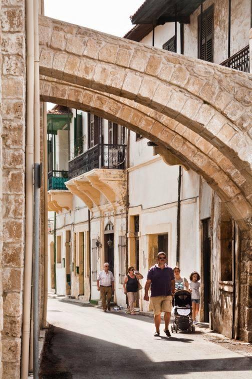 Larnaka - Past and Present