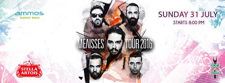 Melisses Live I Sunday 31 July