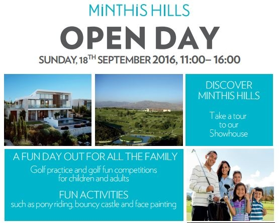 Minthis Hills Open Day