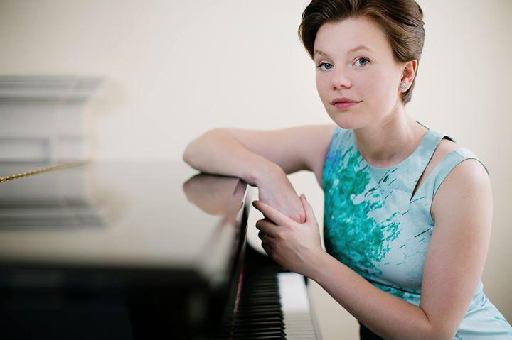 Piano Recital: Clare Hammond