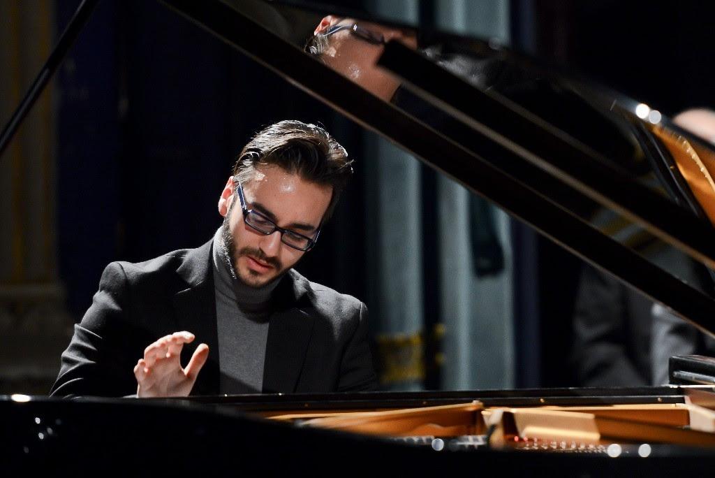 Piano Recital with Andre Gallo