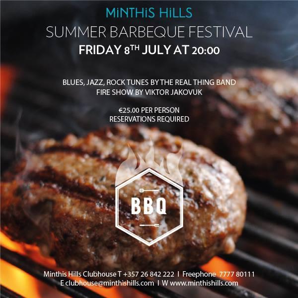 Summer BBQ Festival