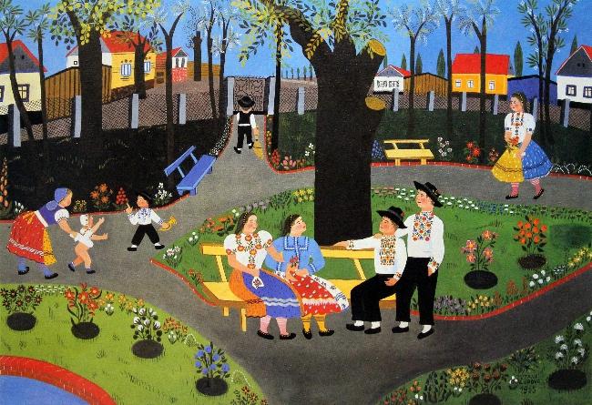 Zuzana Chalupová: Painter of the child's soul