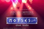 Moyses Live music