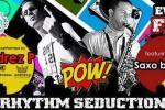 Patio Rhythm Seduction every Friday