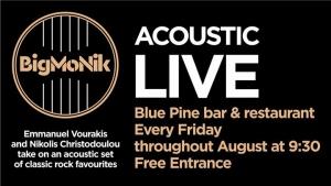 Live Acoustic: The BigMoNik