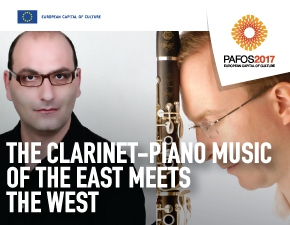 The Clarinet-Piano music of the East meets the West
