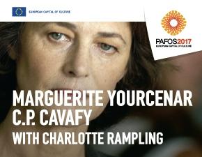 Yourcenar - C.P.Cavafy (Charlotte Rampling)