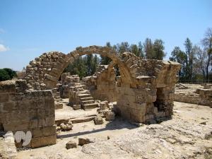 40 Kolones Castle, Pafos © My Destination Cyprus