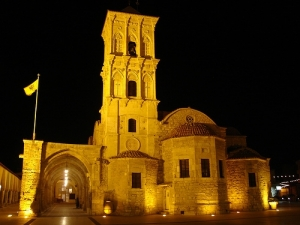 Agios Lazaros Chrurch, Larnaka